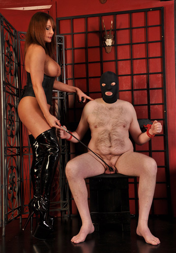 Domestic domination role play